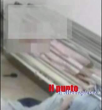 VIDEO – La donna chiusa nel letto gabbia a Roccagorga