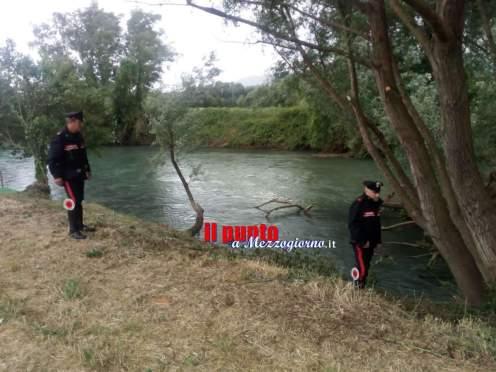 ricerche fiume carabinieri3
