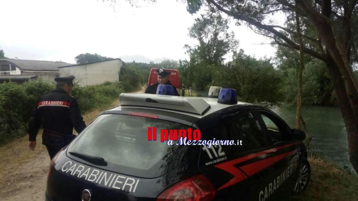 Scassina la porta di casa della ex e la mette a soqquadro, arrestato 25enne a Cassino
