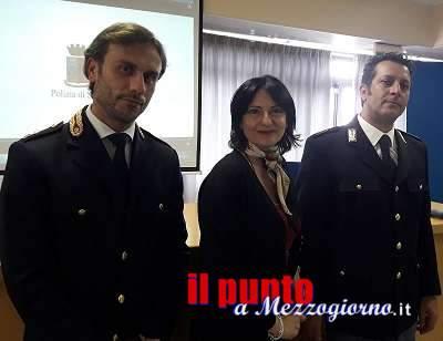 Un'App della polizia per inviare segnalazioni, anche anonime, presentata dal Questore di Frosinone
