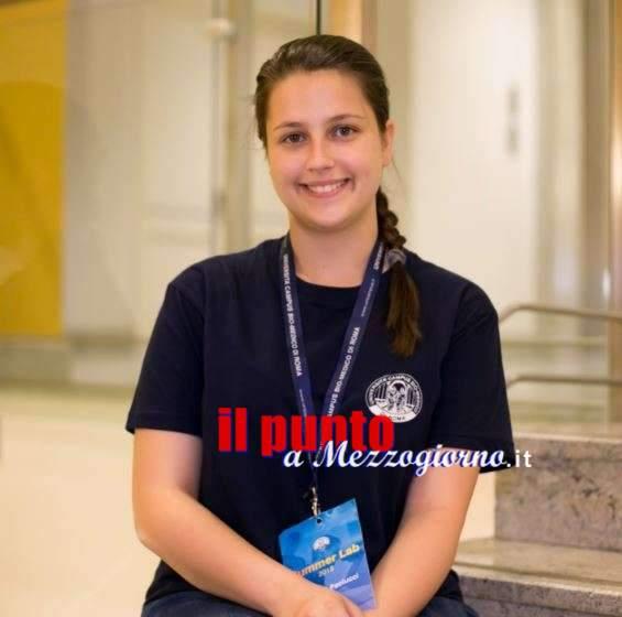 Giovane sorana tra i 14 studenti al Summer Lab del Biomedico