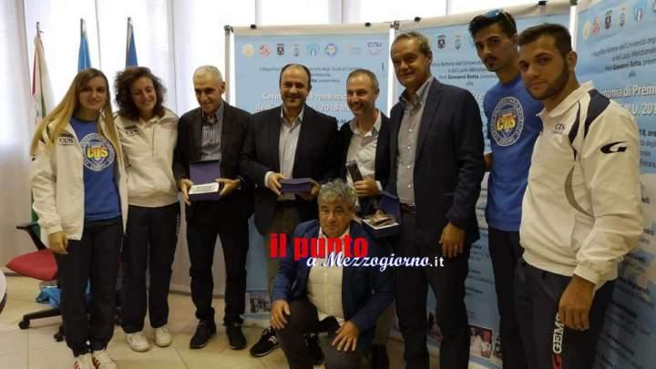 Pioggia di medaglie per il Cus-Cassino ai Campionati Nazionali Universitari in Molise