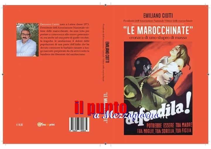 """""""Le Marocchinate. Cronaca di uno stupro di massa"""", pubblicato il libro di Emiliano Ciotti"""