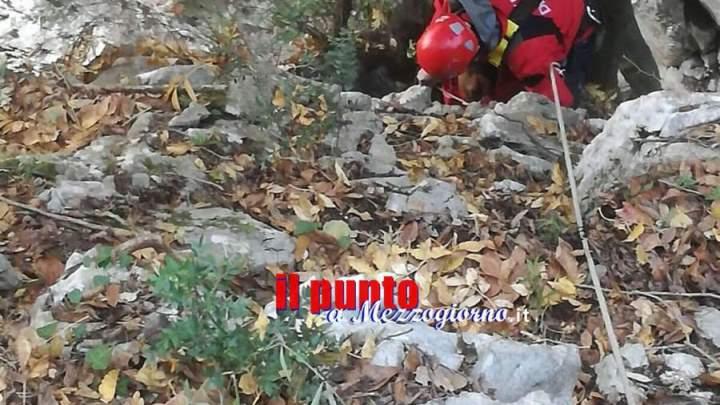 Cadavere nel pozzo a Paliano, si tratta di un 50enne: ipotesi suicidio