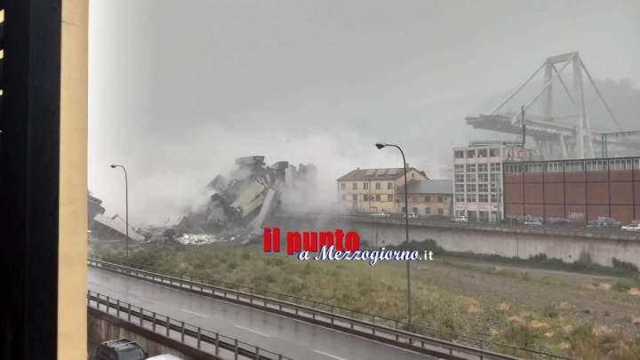 """Disastro di Genova, Toninelli: avviate eventuali procedure revoca aa società Autostrade"""""""