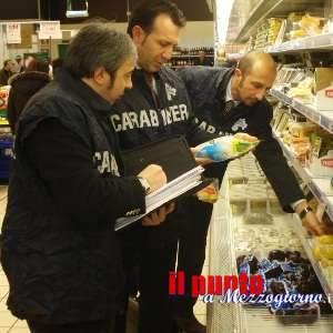 Carabinieri NAS Latina: Estate 2018, massiccio controllo nel settore alimentare