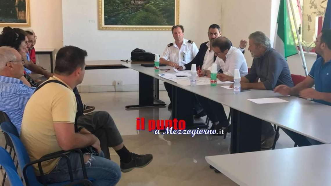 Rotatoria sulla SS 630 a San Giorgio a Liri, tavolo tra Amministrazione, Astral e polizia locale