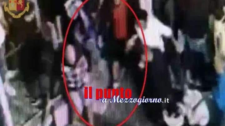 Roma Frosinone, spintona una donna e la fa cadere dalle scale dell'Olimpico (video). Arrestato tifoso