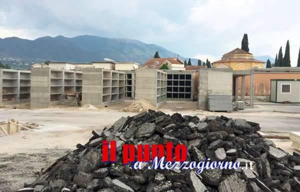 """Ampliamento cimitero di San Bartolomeo; D'Alessandro: """"Sarò disponibile al confronto con tutti i cittadini interessati"""""""