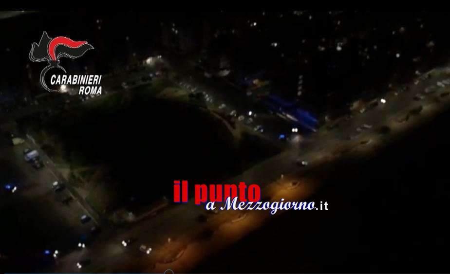 Duro colpo al clan Triassi di Ostia, 42 arresti e sequestri per 2 milioni