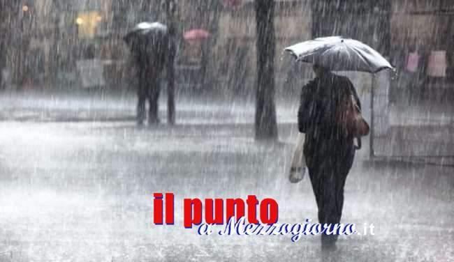 Maltempo, ancora pioggia e temporali su gran parte dell'Italia