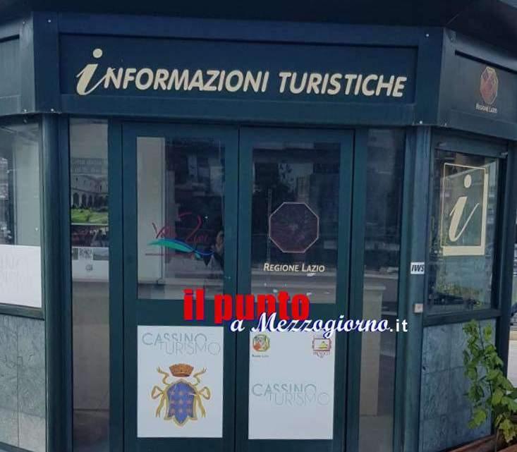 Cassino, riapre al pubblico il Teatro Romano e l'Info Point di piazza Garibaldi