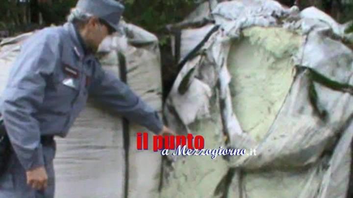 Schiuma nel fiume Sacco a Ceccano, sequestrato capannone con saponi