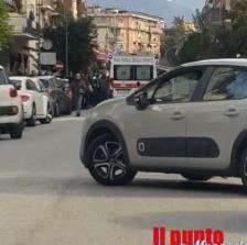 Bimba di 5 anni cade dal balcone a Cassino, attimi di terrore in Corso della Repubblica