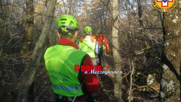 Incidente di caccia ad Esperia, muore 31enne