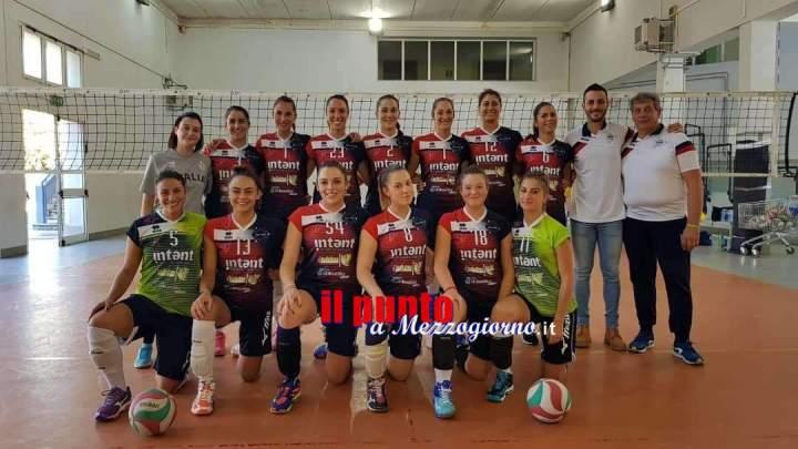 Volley Serie C :Prima vittoria del 2019 per le ragazze della Intent Sport
