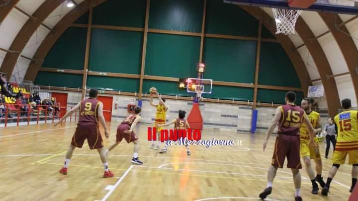 Basket Serie C/Silver; Pallacanestro Veroli 2016 batte Basket Roma 78-71