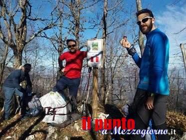 Il rifugio Faggeto rinasce nel cuore del Parco dei Monti Aurunci