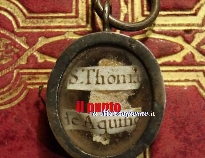 Reliquie di San Tommaso d'Aquino vendute su e-bay, commercio on line senza confini