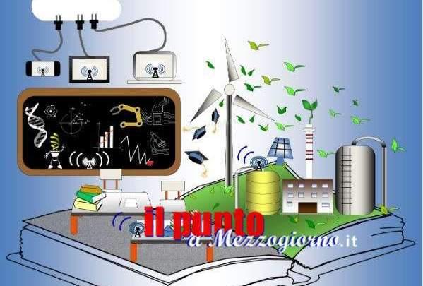 """All'Itis di Cassino """"La settimana della Tecnologia e della ricerca"""""""