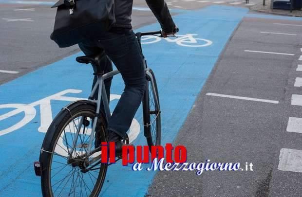 """Frosinone, piste ciclabili su tutto il territorio con  il progetto """"Mobilità nuova"""""""