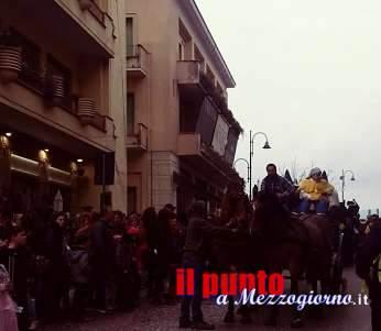 Frosinone, Carnevale: oltre 16.000 in piazza e per le strade