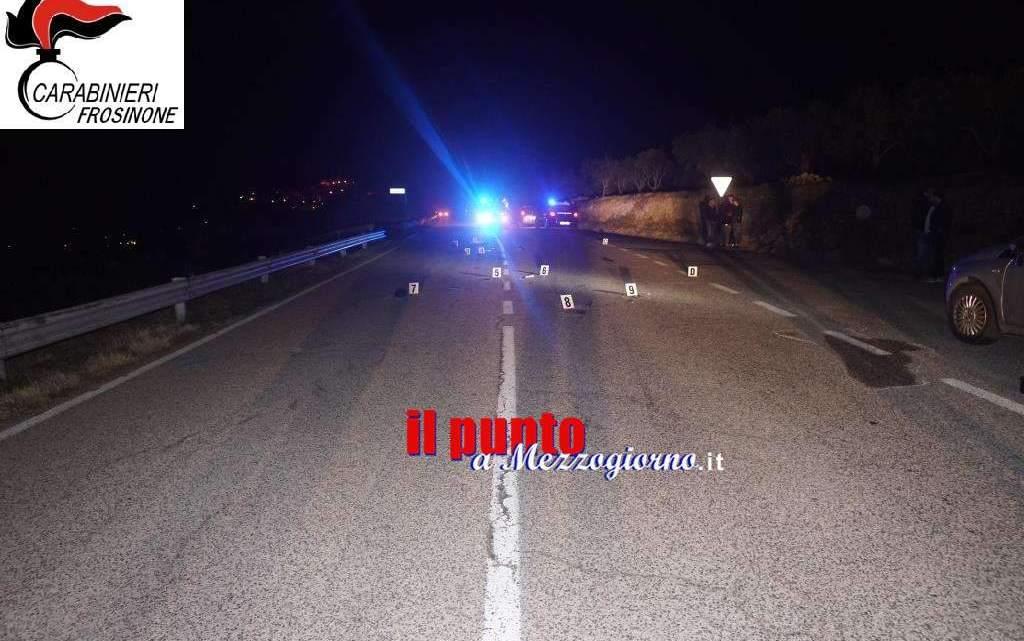 Pirata della strada investe e uccide 53enne rumeno, arrestato dai carabinieri per omicidio stradale