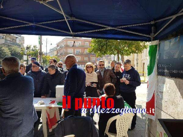 Cassino, alle Primare del Partito Democratico in 971 in fila per votare. Zingaretti nuovo segratario del PD