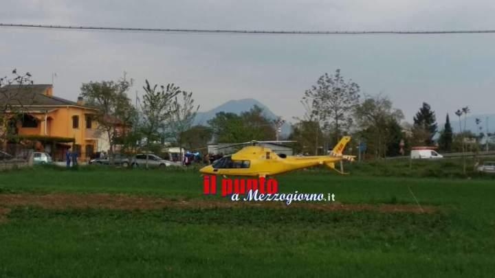 Tragedia a Piedimonte San Germano, bimbo di due anni muore in circostanze poco chiare