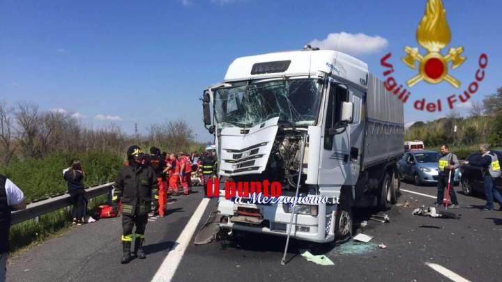 Incidente stradale sull'A1 a Zagarolo, feriti 6 ragazzini francesi in gita con pullman
