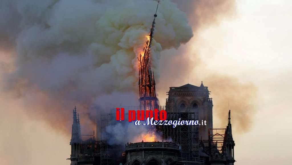 Notre Dame, il giustificato imbarazzo dell'uomo contemporaneo