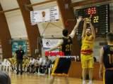Basket serie C/Silver; Veroli guadagna la bella dopo la vittoria, 81-72, contro Velletri in gara 2
