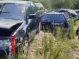 Autodemolitori sotto la lente, sequestrati 10 impianti in provincia di Frosinone