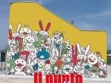 """Pontecorvo; """"MurInAria"""", l'arte urbana arriva al Campo Sportivo Giardino dello Sport"""