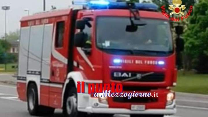 Anziano investito a Genzano, vigile del fuoco interviene e scopre che si tratta del nonno