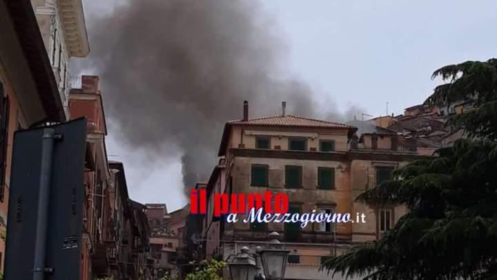 Esplosione in comune a Rocca di Papa, al vaglio la posizione di tre operai molisani