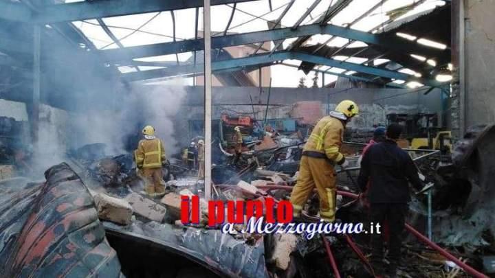 Attacco aereo a deposito Eni di Tripoli, Federpetroli: costretti a bloccare operazioni in Libia