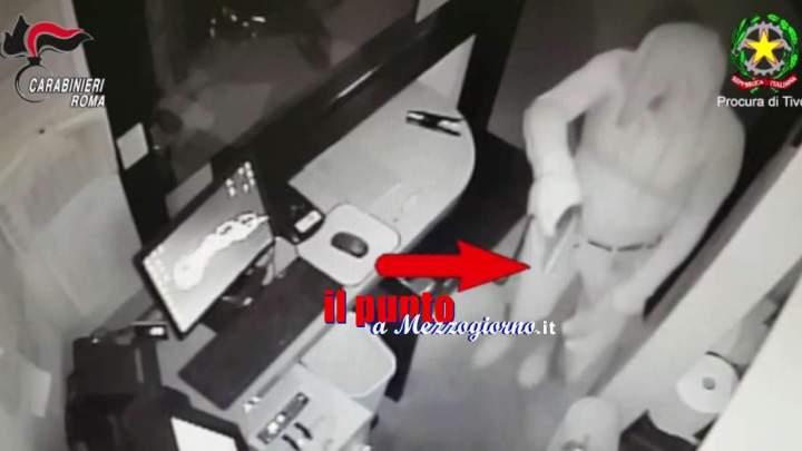 Raffica di rapine con tentato omicidio, tre arresti a Palestrina