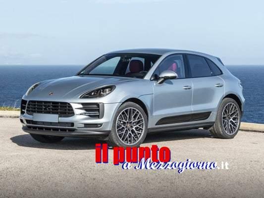 Recuperate a Frosinone tre auto rubate a Roma tra cui una Porsche