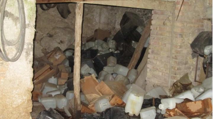 Casolare abbandonato diventa discarica di rifiuti sanitari, sequestri e denunce a Castro dei Volsci