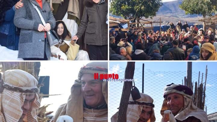 Tradizione e solidarietà a Trivigliano, Presepe Vivente a Capodanno