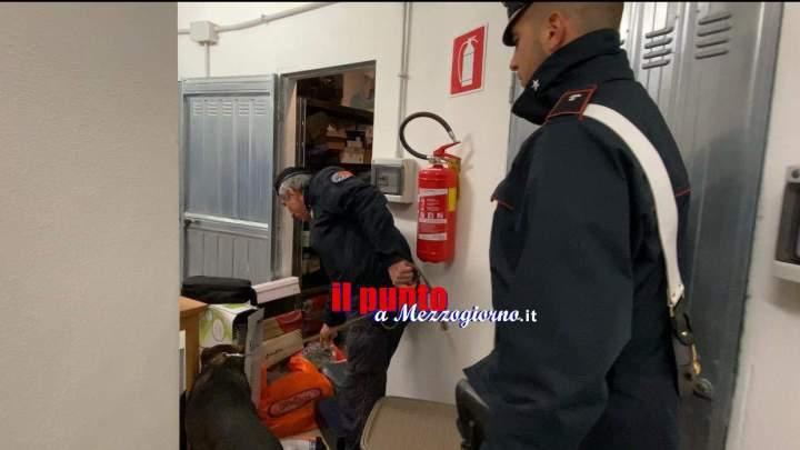 Droga per Roma e Pomezia, all'alba sedici arresti