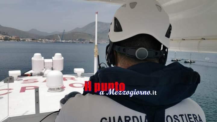 Capitaneria di Porto di Gaeta, un anno di attivitá tra salvataggi in mare e salvaguardia della filiera commerciale del pescato
