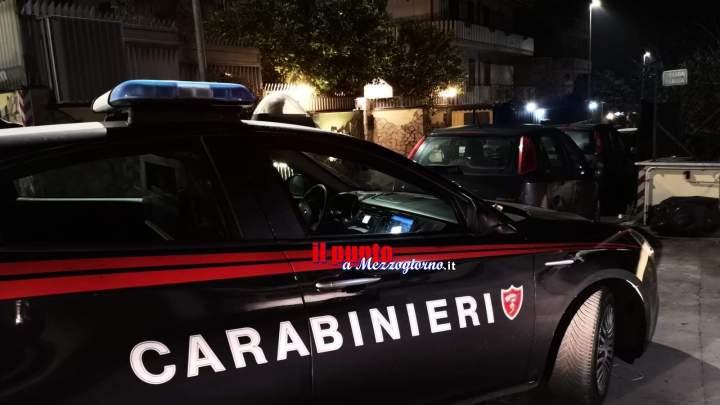 Droga e spinelli a Pontecorvo, segnalati al Prefetto 4 giovani