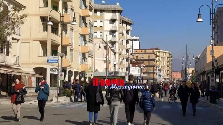Passeggiate al sole e mascherine per la domenica ecologica a Frosinone