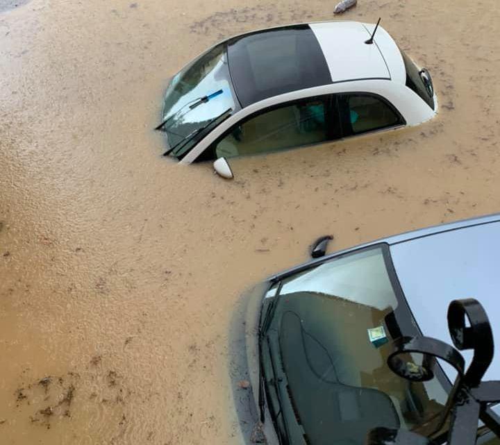 Carabinieri eroi ad Ausonia, si gettano in acqua e salvano una donna