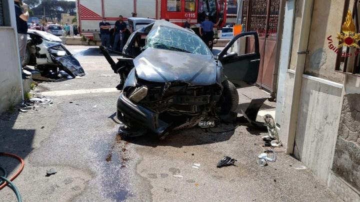Incidente stradale sulla Domiziana a Castel Volturno, un morto
