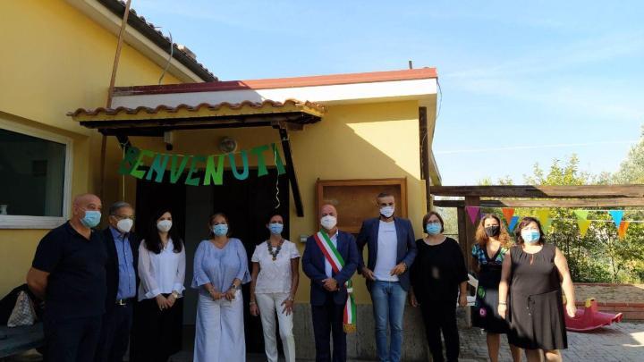 Frosinone: inaugurata la nuova scuola di Colle Cannuccio