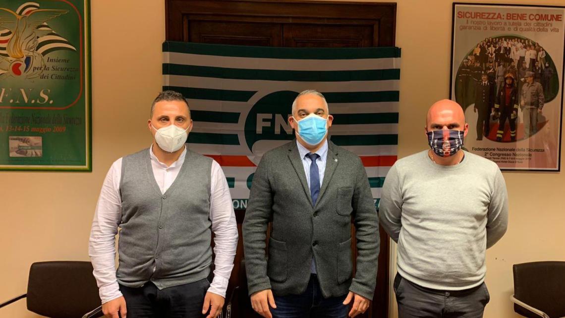 Nuova  Segreteria per la FNS CISL del Lazio