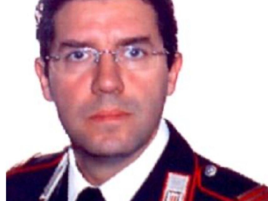 Cassino – Arma dei Carabinieri in lutto per la morte del luogotenente Michele Durante